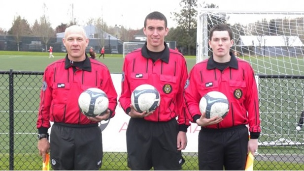 US Youth Officiating